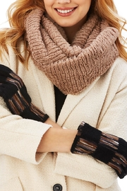 2 Chic Faux Fur Scarf - Product Mini Image