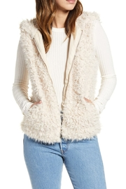 BB Dakota Faux Fur Teddy Vest - Product Mini Image