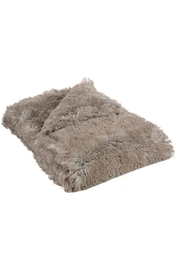 Pandemonium Millinery  Faux Fur Throw - Product Mini Image