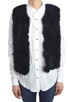 Tractr Blu Faux Fur Vest - Alternate List Image