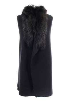 Dolce Cabo Faux Fur Vest - Alternate List Image