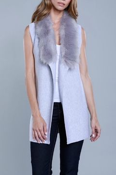 Dolce Vita Faux Fur Vest - Alternate List Image