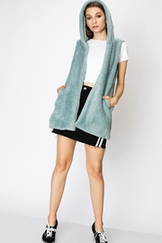 Favlux Faux Fur Vest - Product Mini Image