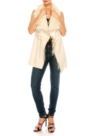 HYFVE Faux Fur Vest - Product Mini Image