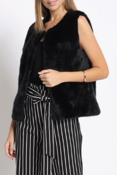 Sans Souci Faux Fur Vest - Product List Image