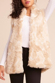 Jack by BB Dakota Faux Fur Vest - Product Mini Image