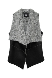 Red 23 Faux Fur Vest - Product Mini Image