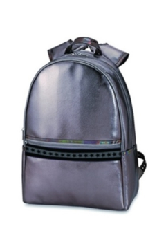 Top Trenz Faux leather backpack - Alternate List Image