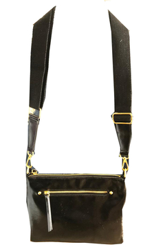 Shoptiques Product: Faux Leather Crossbody