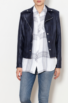 Bali Corp. Faux Leather Jacket - Product List Image