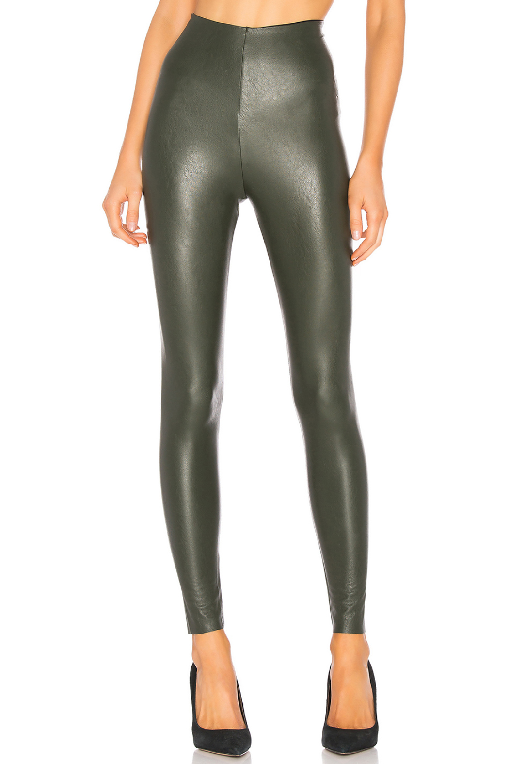 Commando Faux Leather Legging - Front Cropped Image