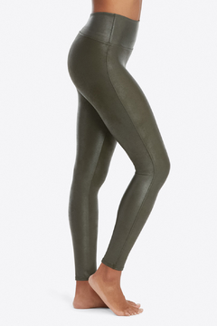Spanx Faux Leather Leggings - Product List Image