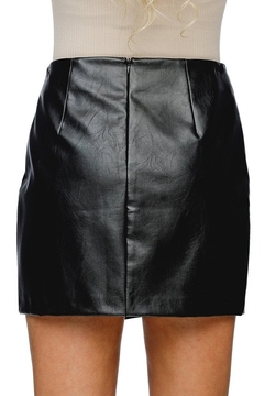 Buddy Love Faux Leather
