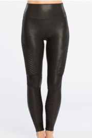 Spanx Faux Leather Moto Legging - Product Mini Image