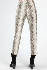 Wild Honey Faux Leather Pant - Side cropped