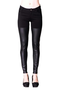 virgin only Faux Leather Pants - Product List Image