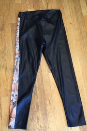 VOLT Design Faux Leather Pants - Product Mini Image