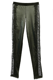 Fashion Week Faux Leather Pants - Product Mini Image