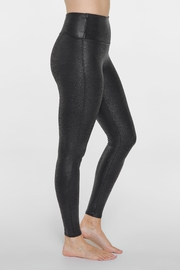 Spanx Faux-Leather Pebbled Legging - Side cropped