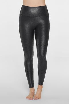 Spanx Faux-Leather Pebbled Legging - Product List Image