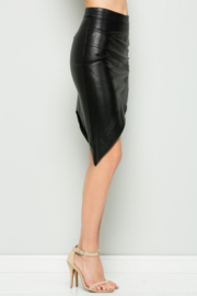 Treasure Faux Leather Pencil - Side cropped