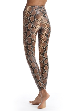Commando Faux Leather Snake Leggings - Alternate List Image