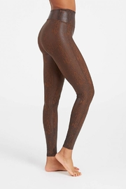 Spanx Faux Leather Snakeskin Legging - Product Mini Image
