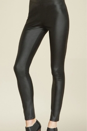 Clara Sunwoo Faux Leather Stretch Legging - Product Mini Image
