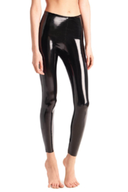 Commando Faux Patent Leather Legging - Front cropped