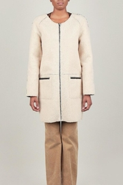 Current Air Faux Reversible Coat - Product Mini Image