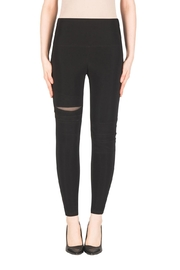 Joseph Ribkoff Faux Ripped Legging - Product Mini Image