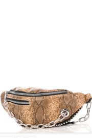 TIMELESS Faux Snakeskin Fanny - Product Mini Image
