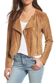 BB Dakota Faux Suede Jacket - Product Mini Image