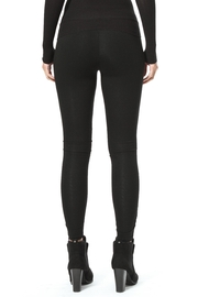 Madonna & Co Faux Suede Legging - Side cropped