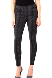 Liverpool Faux-Suede Pull-on Pant - Product Mini Image