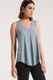 z supply Faux Suede Tanktop - Product Mini Image