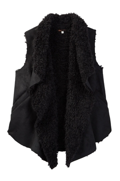 Ella Moss Faux Suede Vest - Alternate List Image