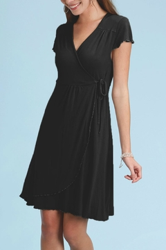 Shoptiques Product: Faux-Wrap Dress