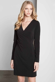 Karen Kane Faux Wrap Dress - Product Mini Image