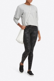Spanx Fauxleather Camo Leggings - Other