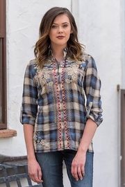 Biz Fav Boho Shirt - Product Mini Image