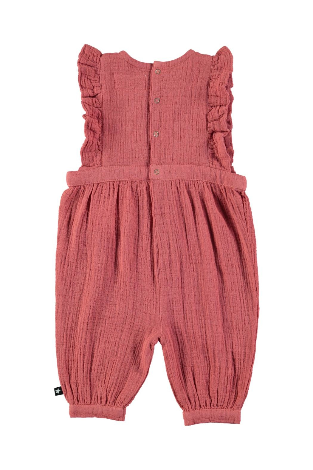 Molo Fabia Dungarees - Front Full Image