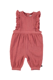 Molo Fabia Dungarees - Front cropped