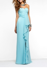 Faviana Sweetheart Gown - Front cropped