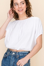 Favlux Back Cutout t-Shirt - Product Mini Image
