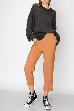 Favlux Ballooon Sleeve Sweater - Product List Image