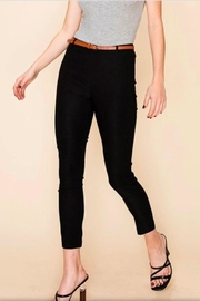 Favlux Black Capri Pants - Product Mini Image
