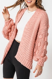 ALB Anchorage Bobble Cardigan - Side cropped