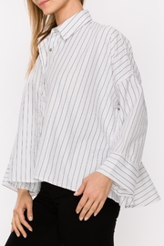 Favlux Button Down Blouse - Front full body