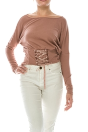 Favlux Corsette Bottom Top - Front cropped